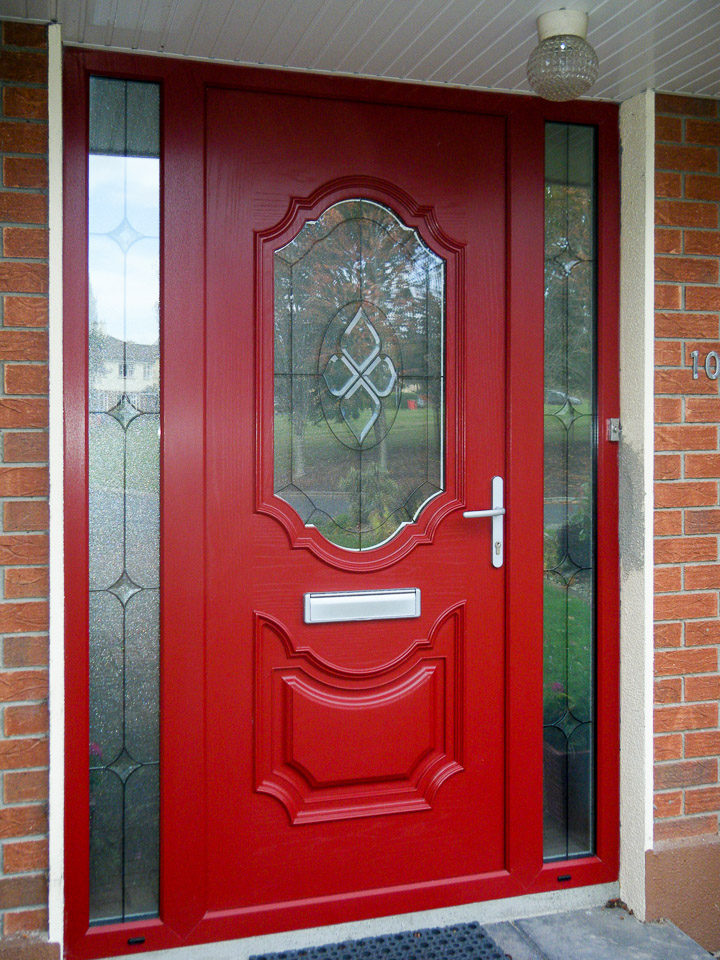 Red Door With Glass : Behind the red door glass tech galway